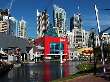 Darling Harbour in Sydney
