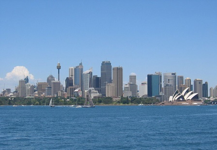 Central Business District Sydney