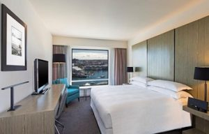 Four Points by Sheraton Sydney, Darling Harbour room