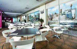ibis Sydney Darling Harbour restaurant