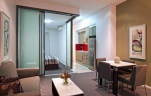 room in Meriton Serviced Apartments Campbell Street