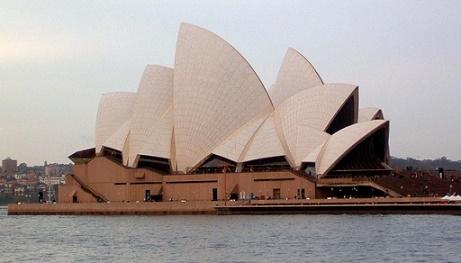 opera house in sydney