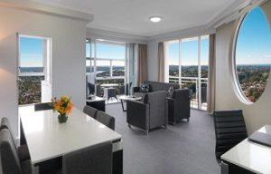 Meriton Serviced Apartments Bondi Sydney
